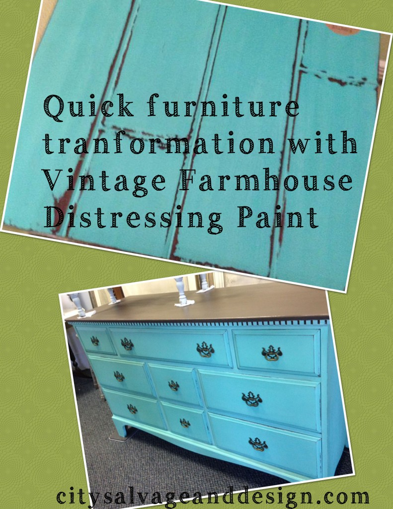 Quick and Easy Furniture Transformations